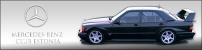 Mercedes-Benz Eesti Klubi Foorum